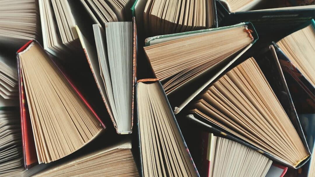Books... lots of books