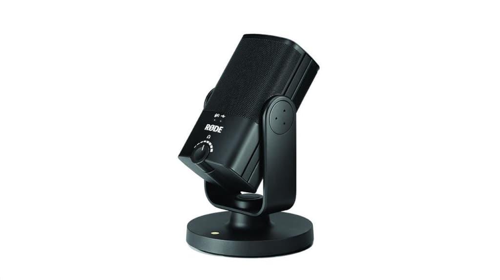 Best USB mics for Radio Rode NT USB Mini