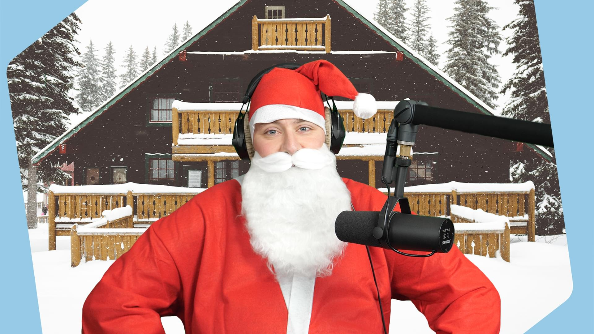 5 Christmas Radio Stations Header