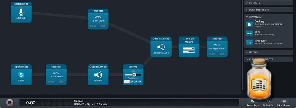 Audio Hijack Software