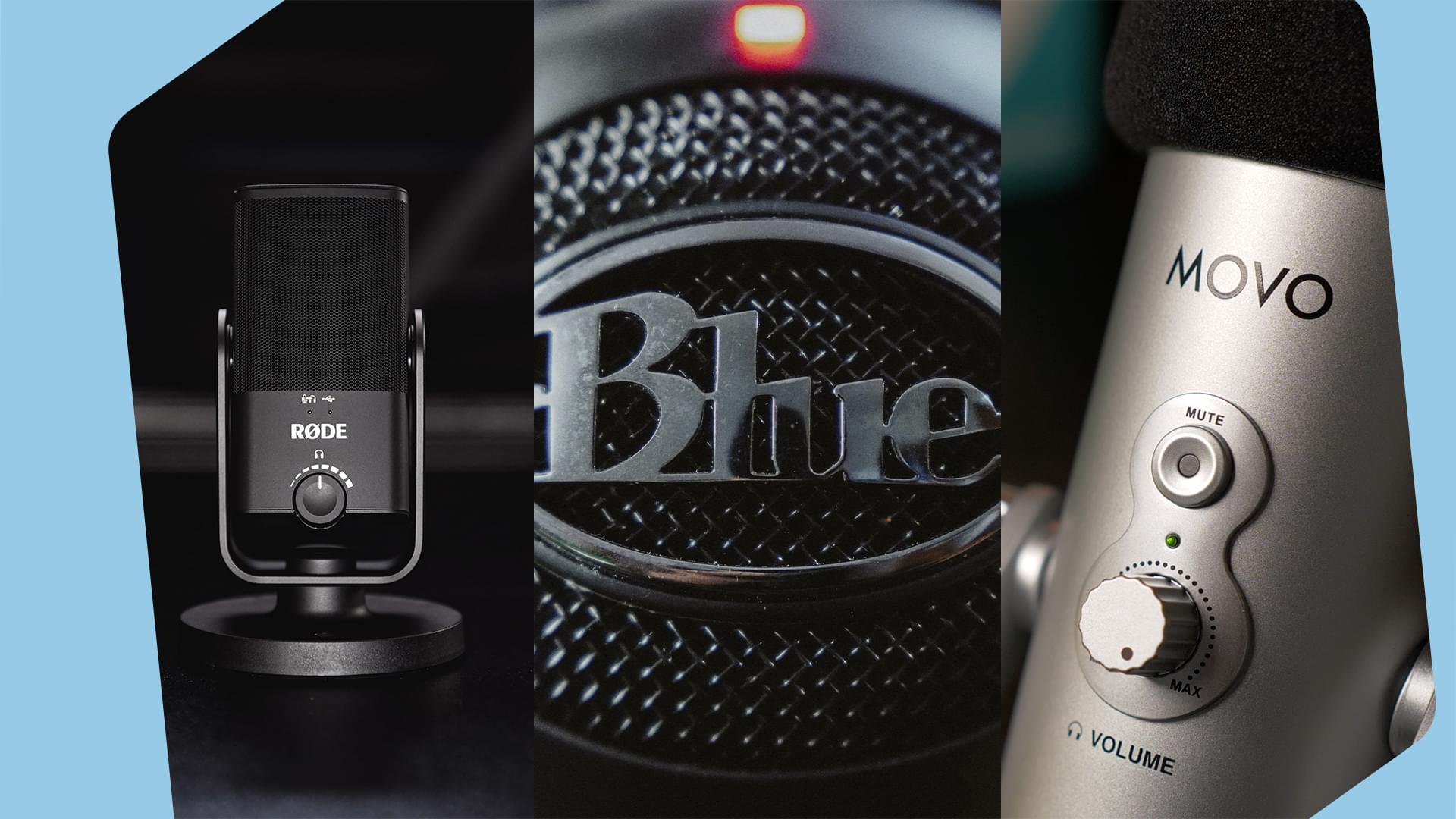 Best USB Mics for Radio Header