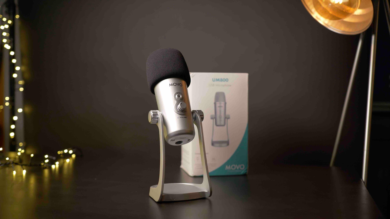 Best USB mics for Radio MOVO UM800