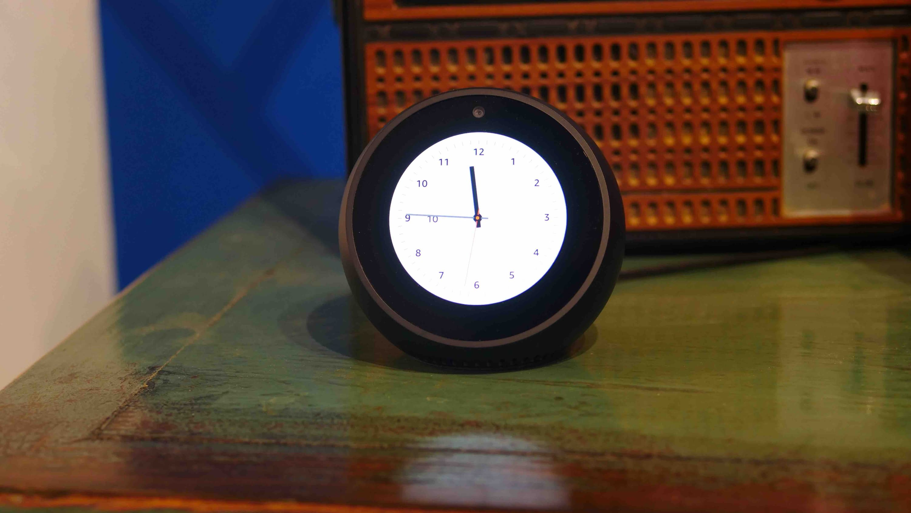 Broadcast Clock Use Time Wisely