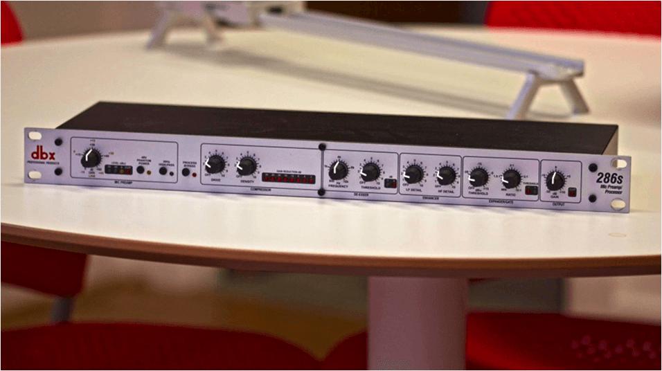 Dbx 286 S Microphone Processor