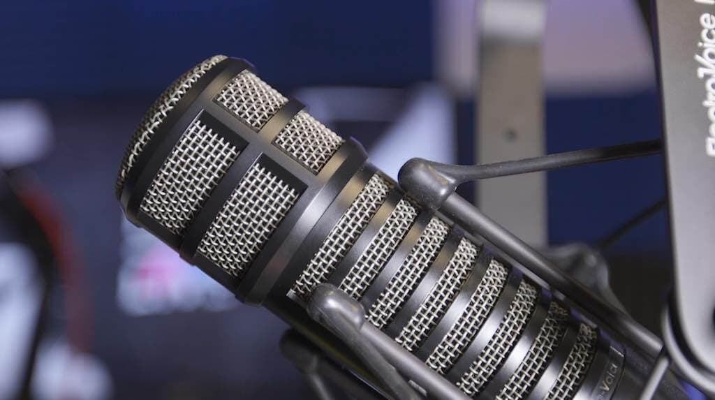 Electro Voice RE320 Pro Studio Setup