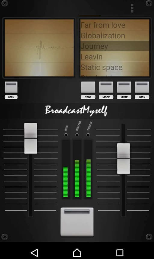 How to Broadcast Live Radio from Your Phone BroadcastMySelf 9