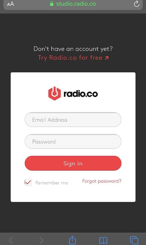 How to Broadcast Live Radio from Your Phone Pocketstreamer 3