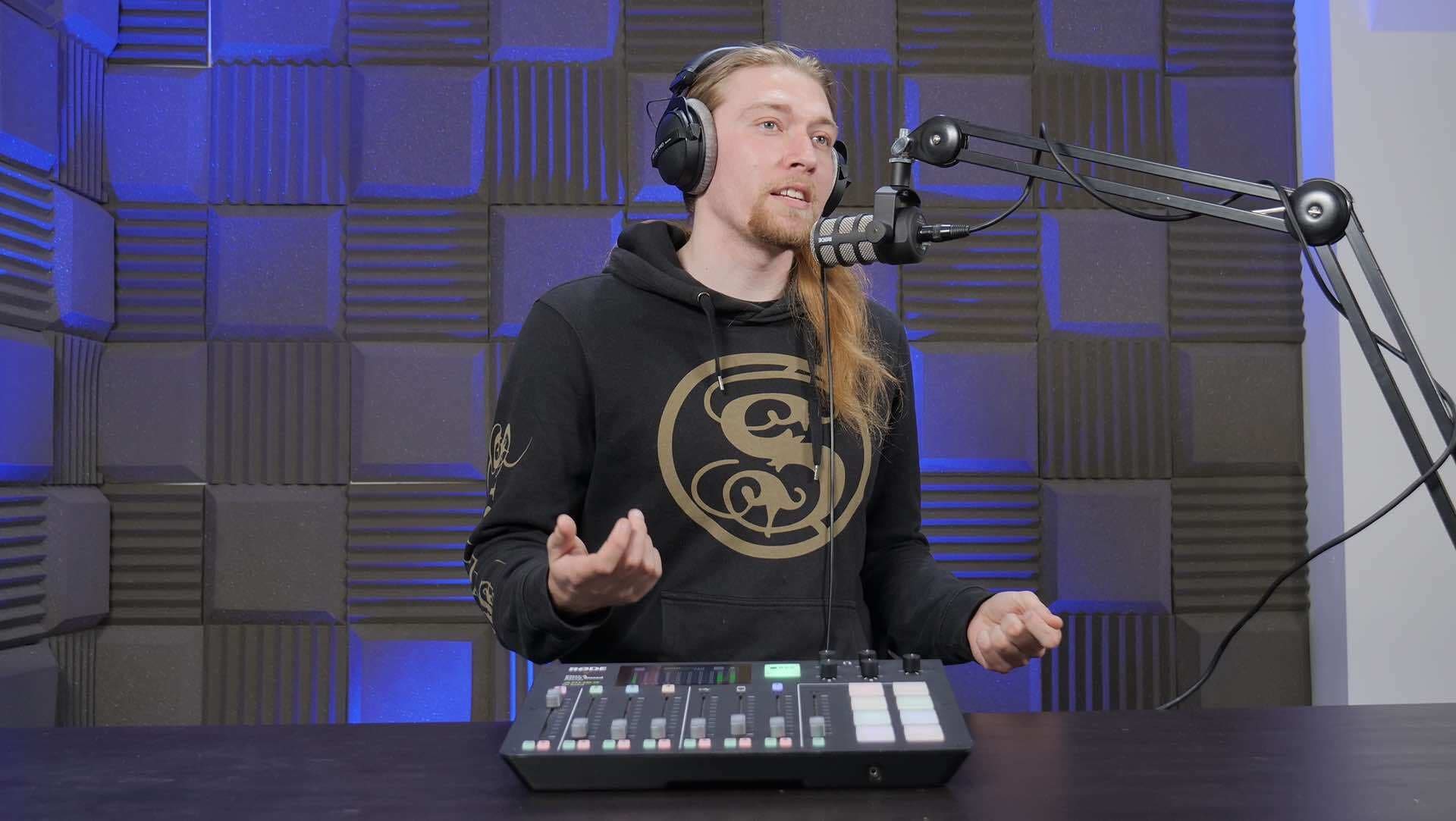 How to Broadcast Live Radio with the Rodecaster Pro Go Live