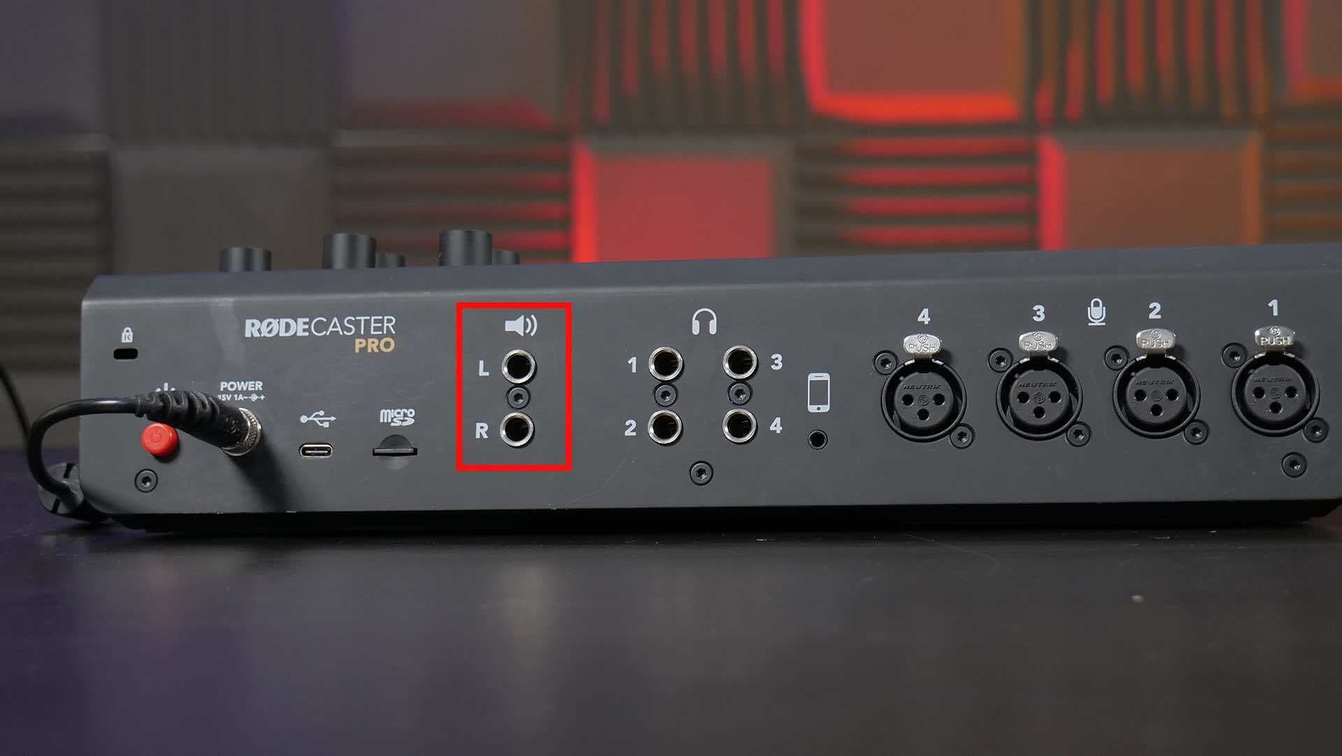 How to Broadcast Live Radio with the Rodecaster Pro Speaker Outputs