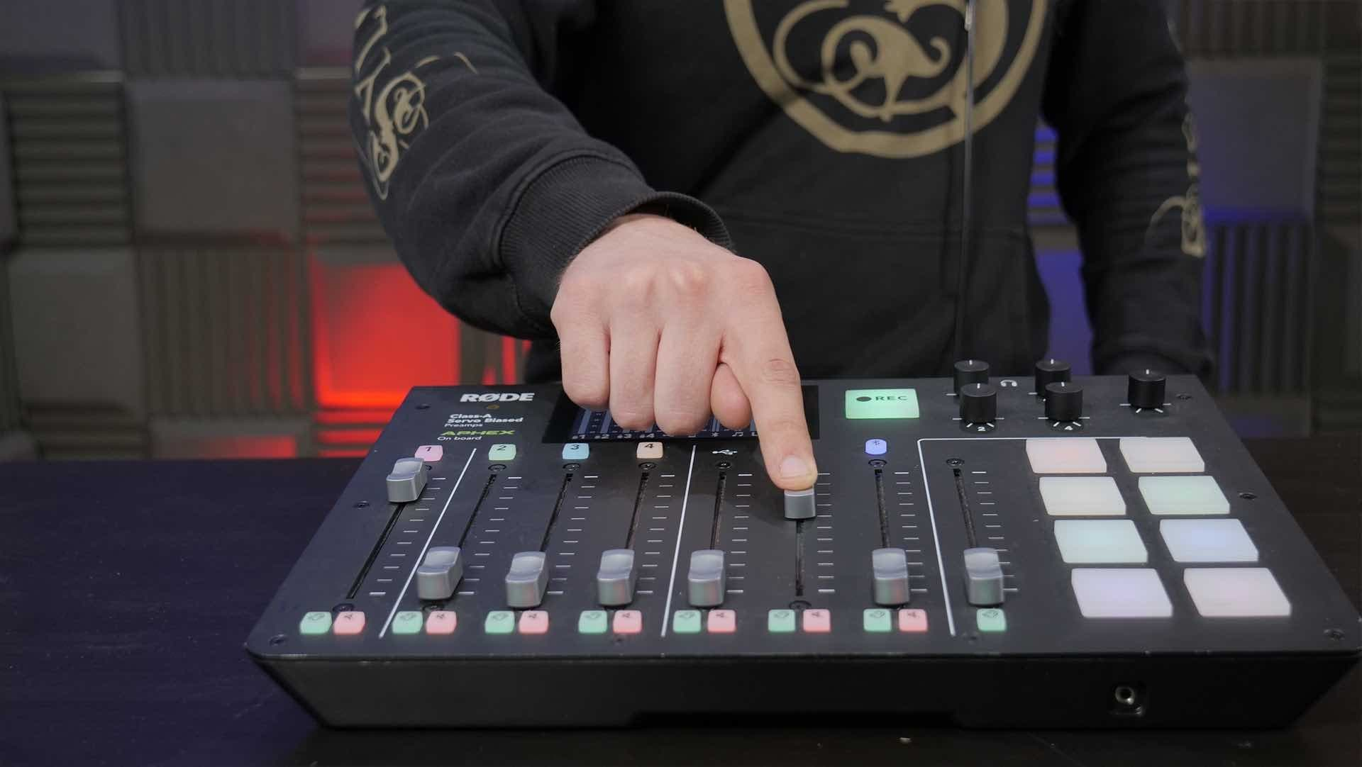 How to Broadcast Live Radio with the Rodecaster Pro Broadcasting