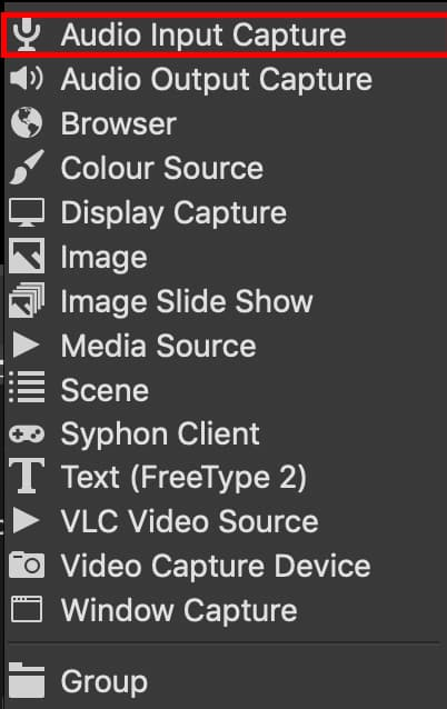 How to Broadcast Radio on Youtube Audio Input Capture