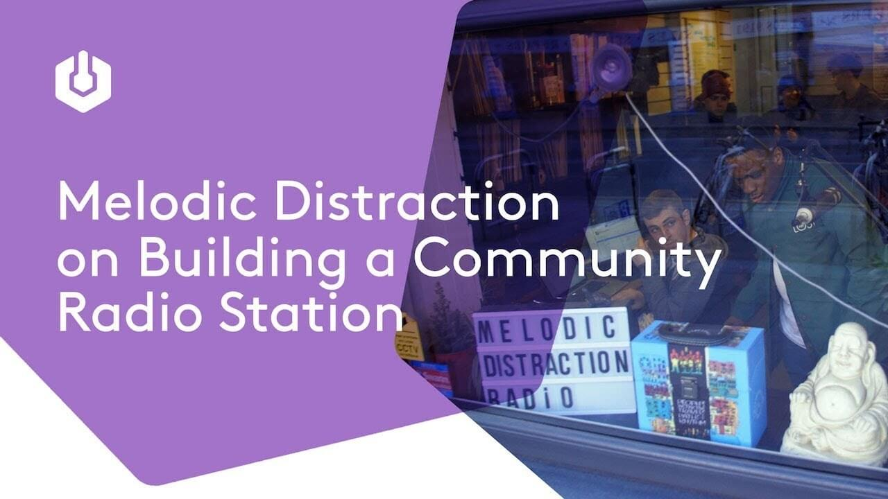 Melodic Distraction Video Thumbnail