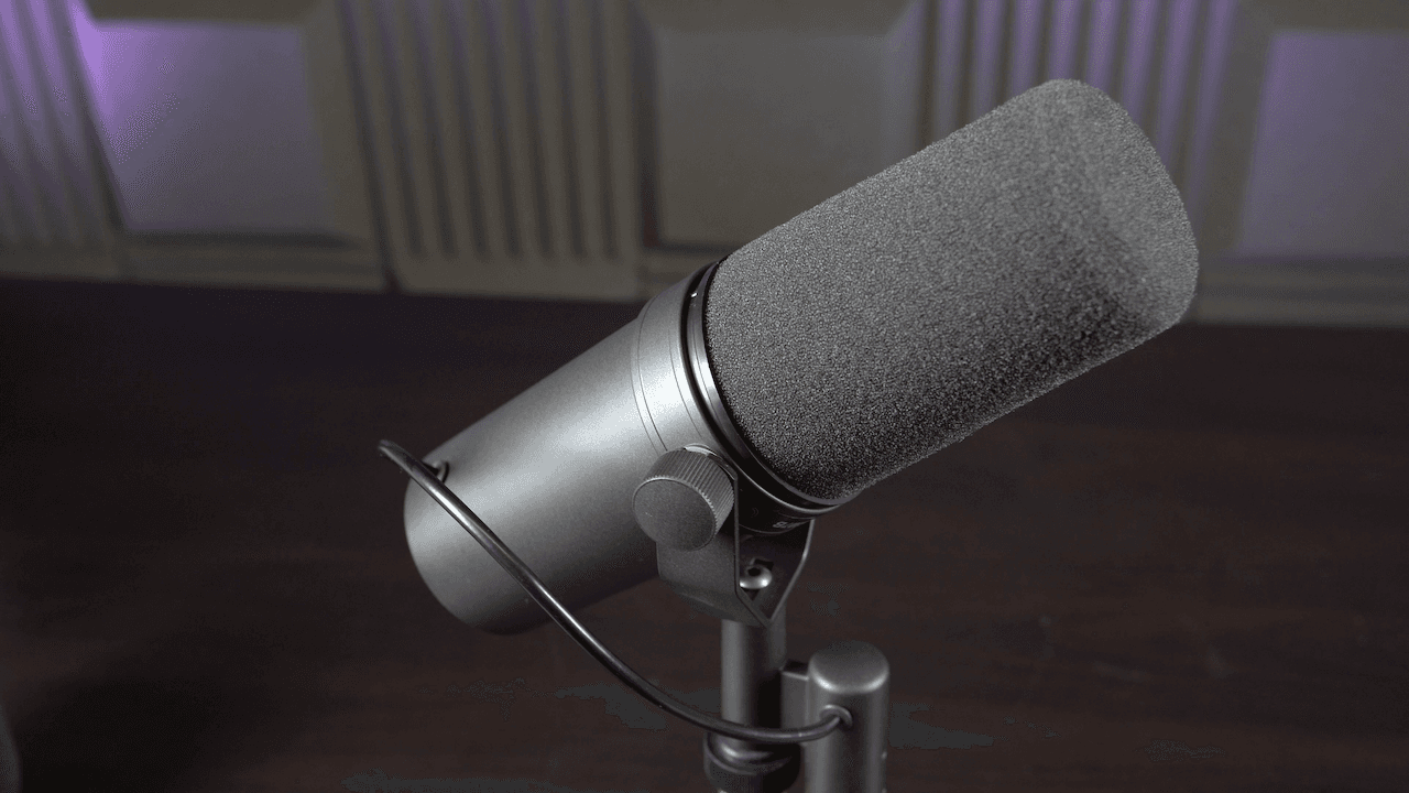 Microphone Sm7 B
