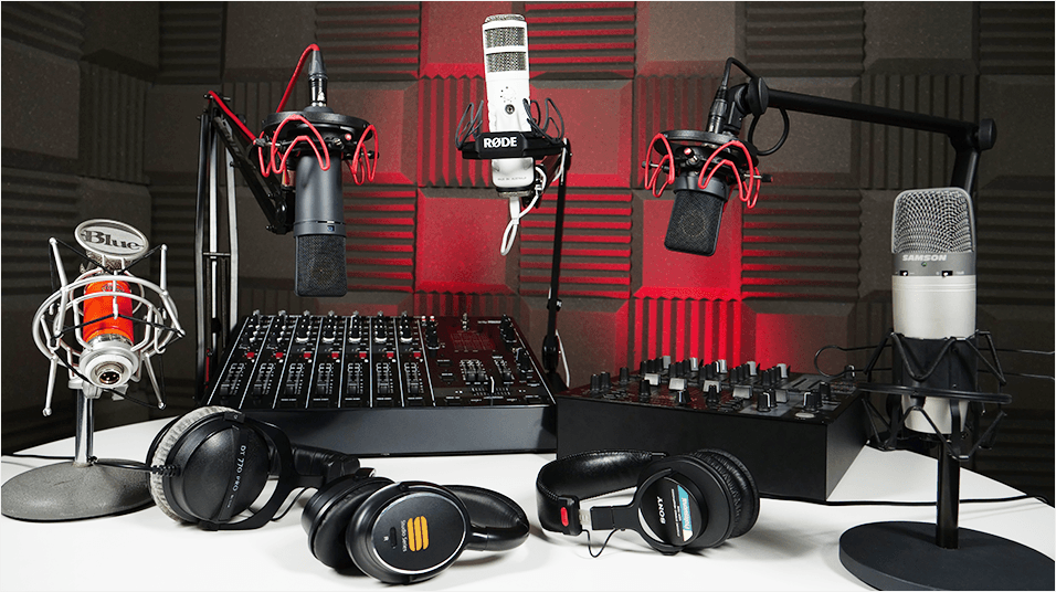 Professional Audio Equipment Webinar
