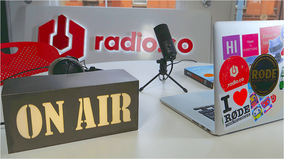 Radio Glossary Terms Phrases Explained