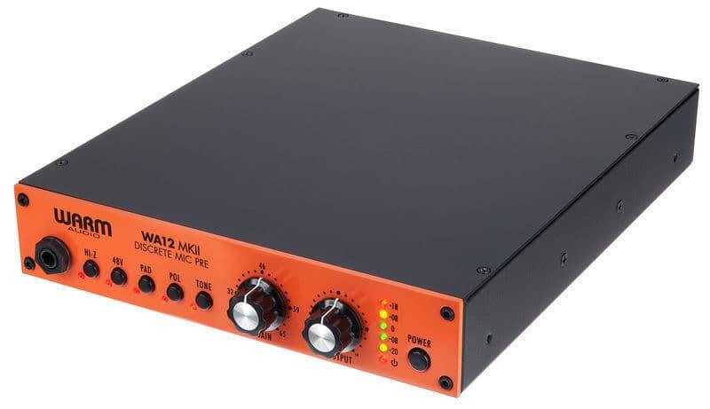 Warm Audio WA12 MK2 Discrete Mic Preamp