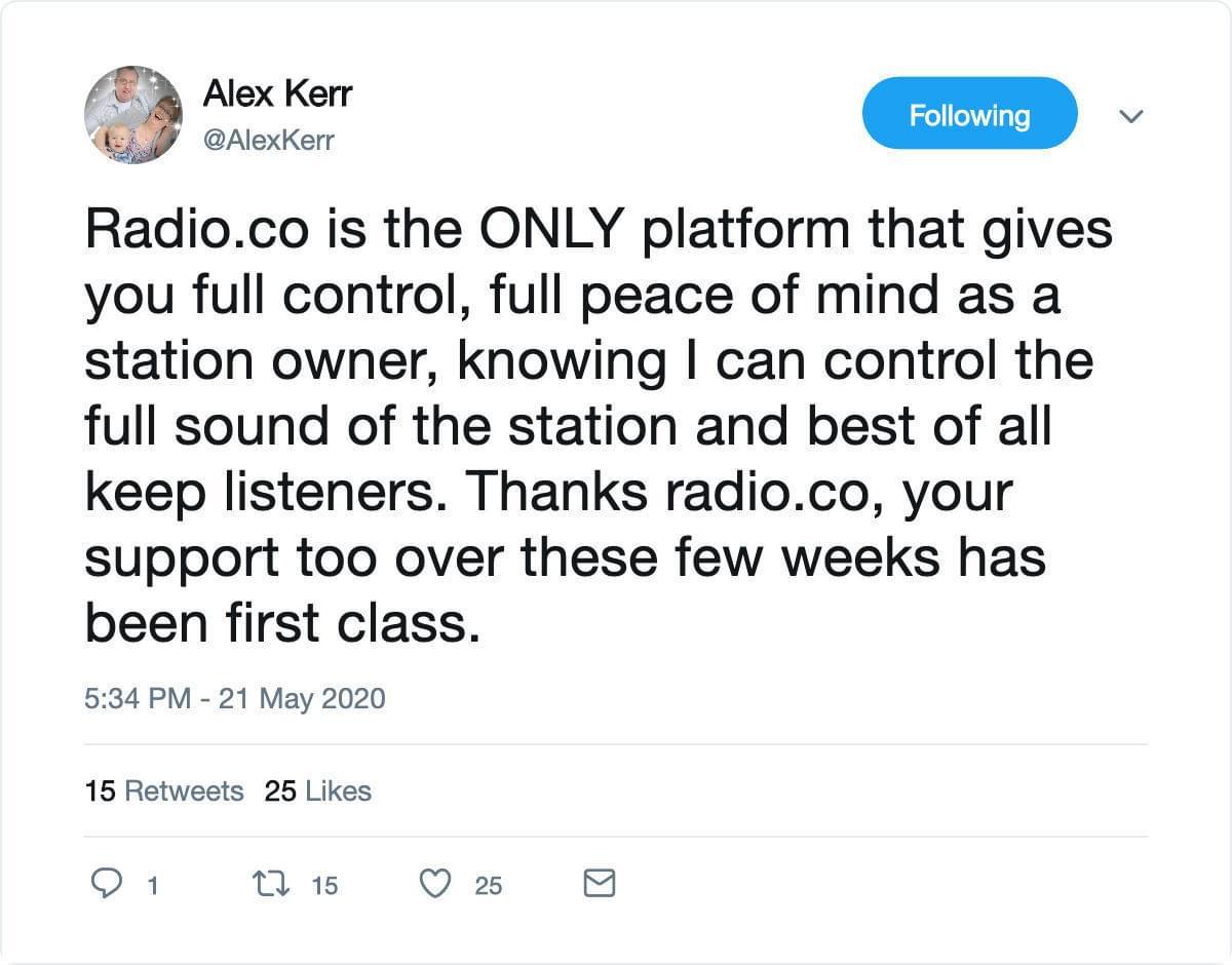 Radio Co Testimonial 22
