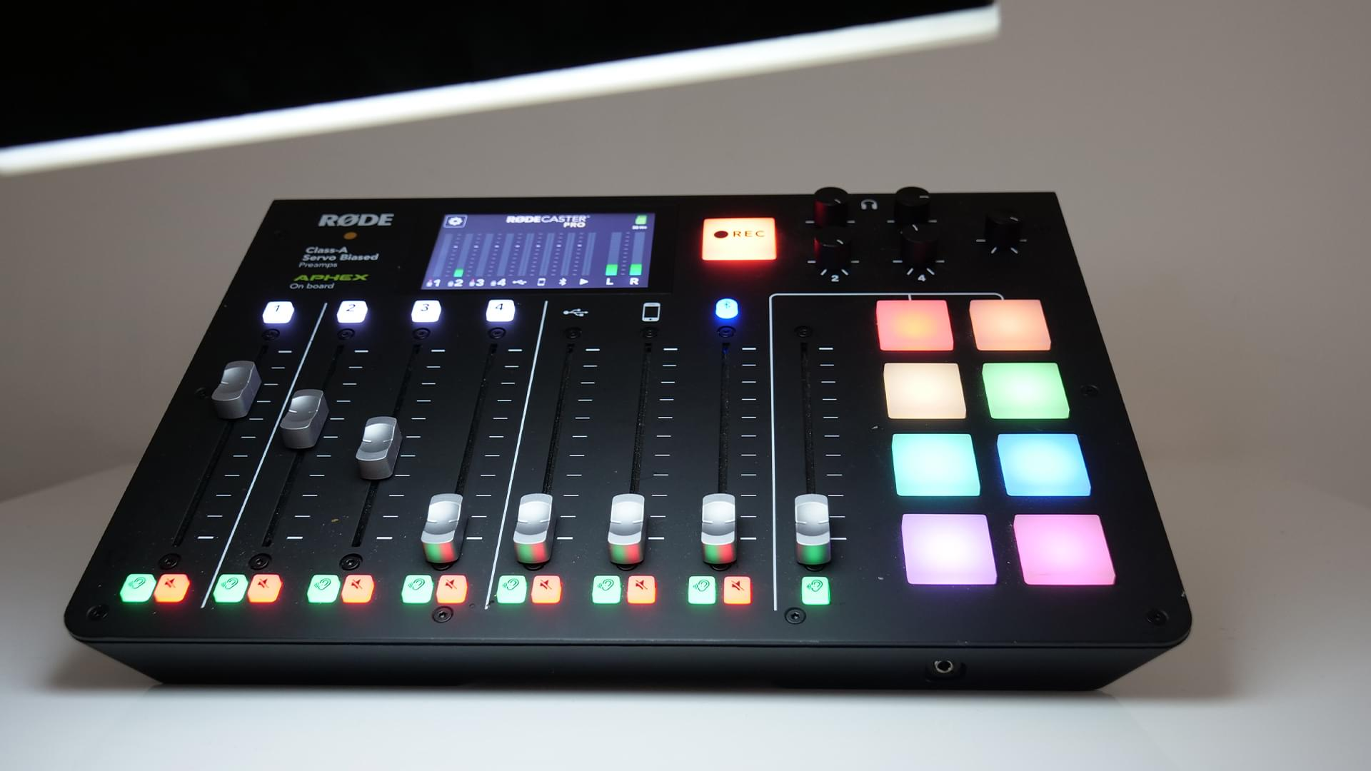 Rodecaster Pro Uni Review Header