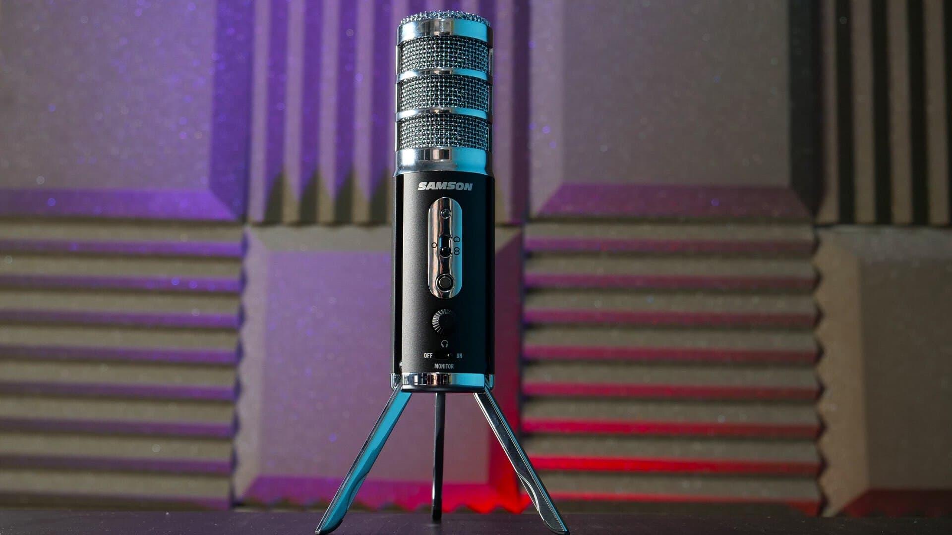 Best USB mics for Radio Samson Satellite