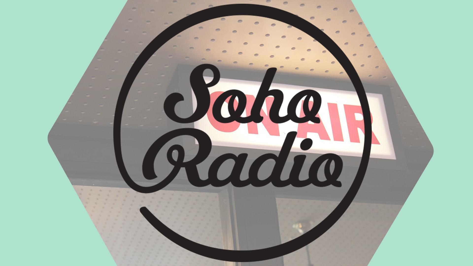 Soho Radio Header