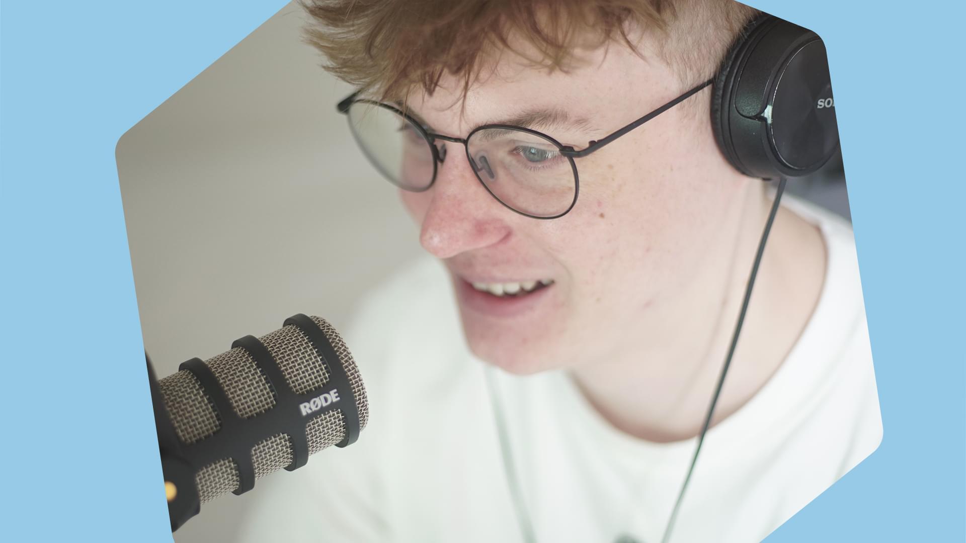 Starting Online Radio Header