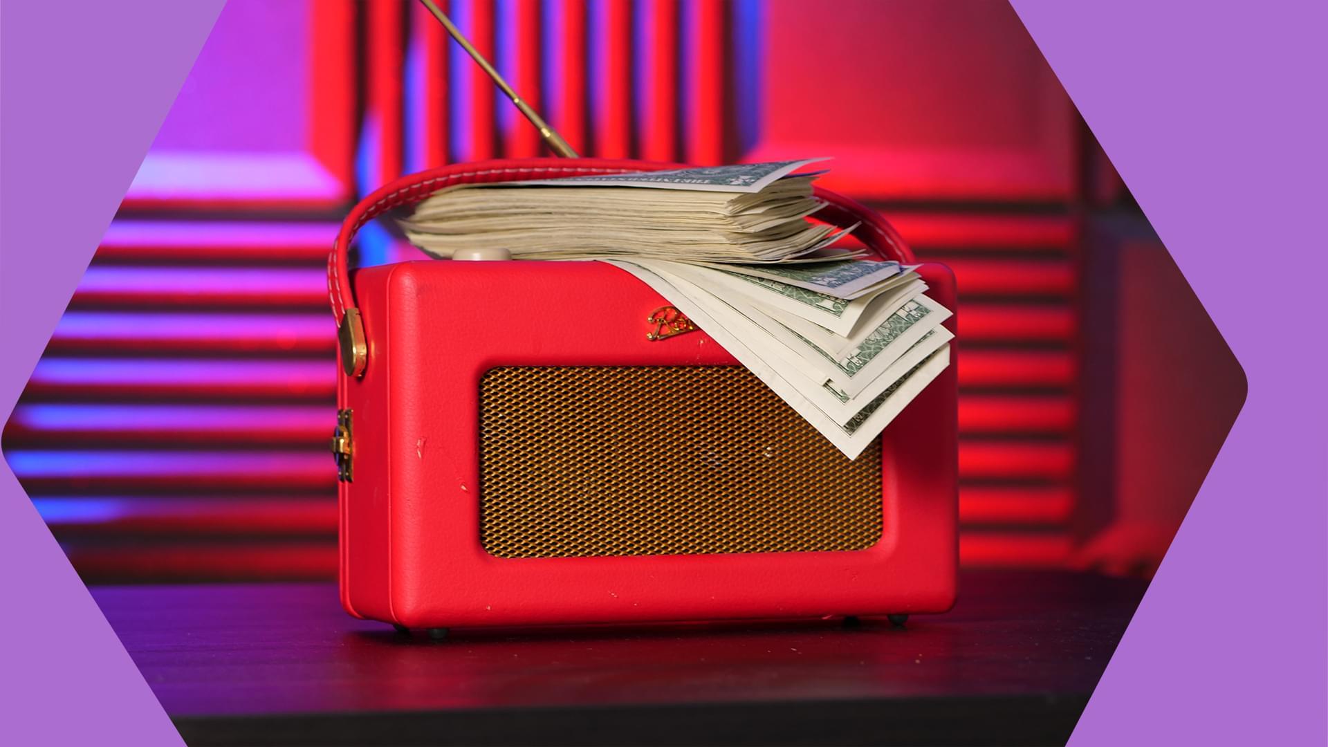 The Cost of Broadcasting DAB Radio Header