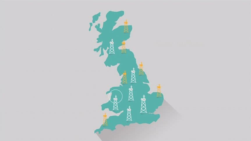 The Cost of Broadcasting DAB Radio UK Transmitters