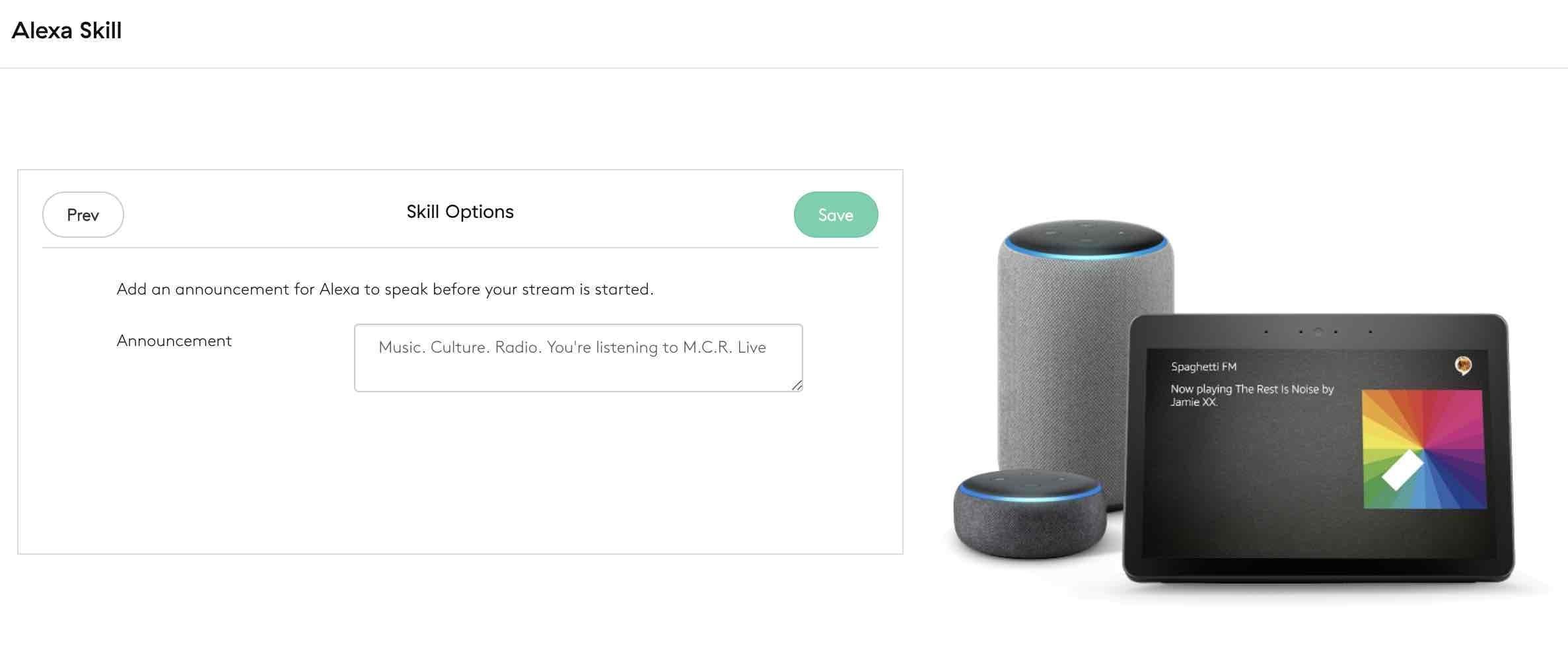 Amazon Alexa Skill Step 5