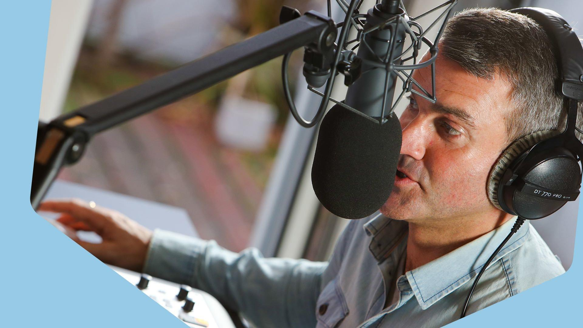 Why Local Radio Is Still Relevant Today Header Talking