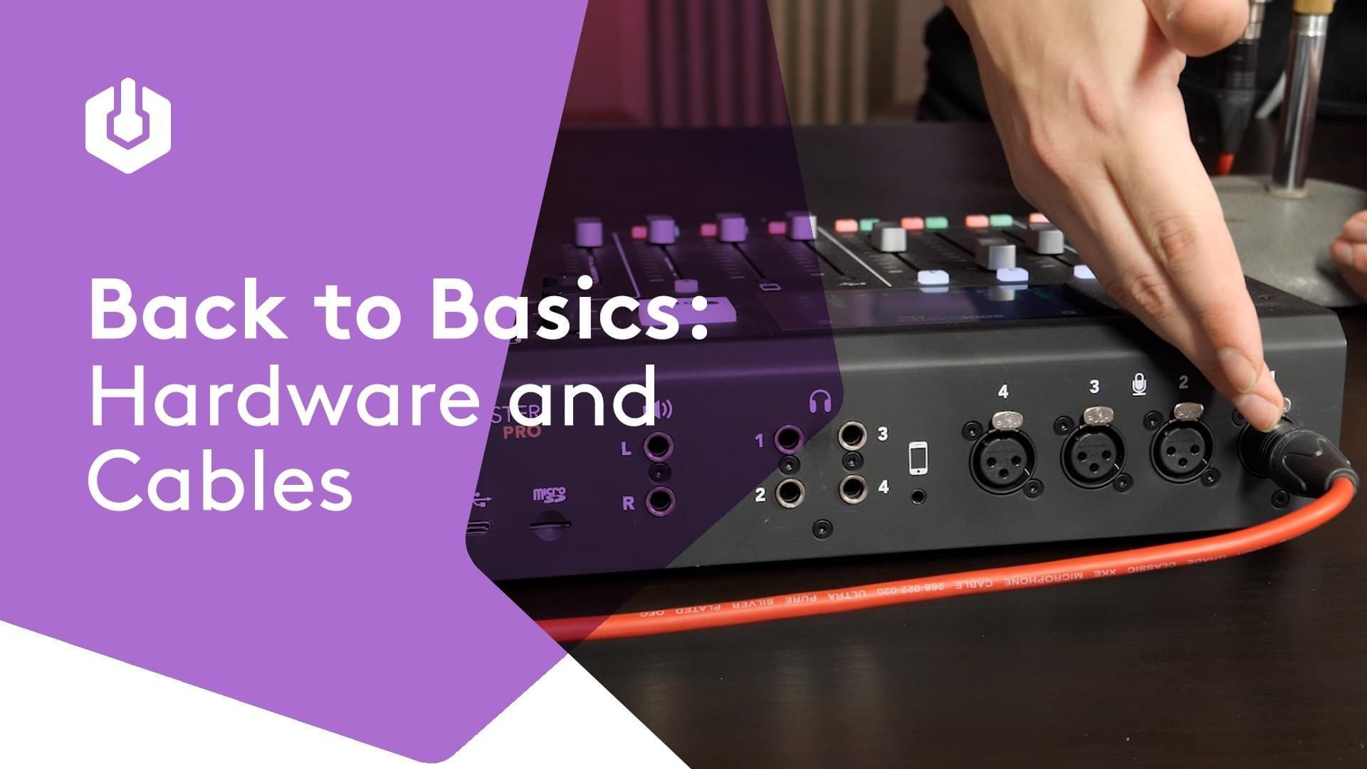 Back To Basics Hardware Cables Thumbnail