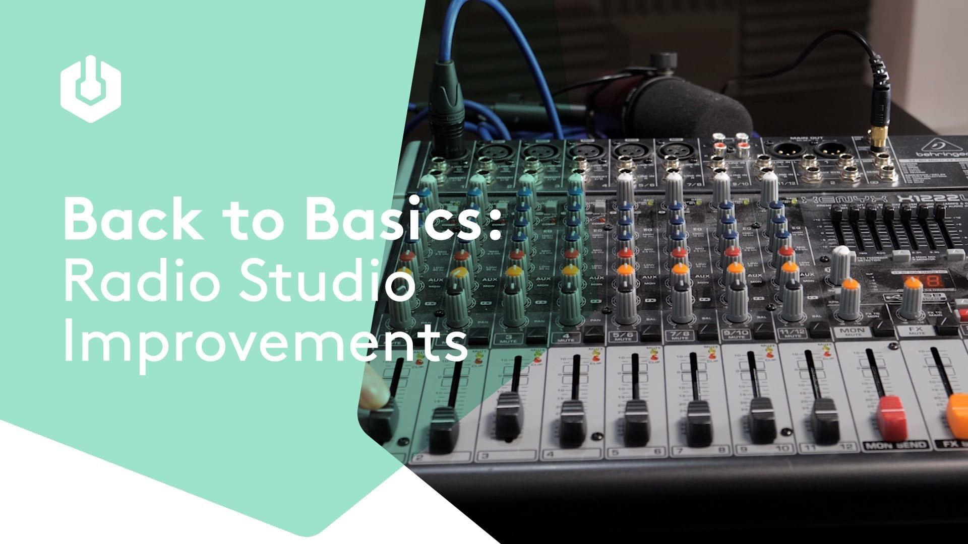 Back To Basics Improvements Thumbnail