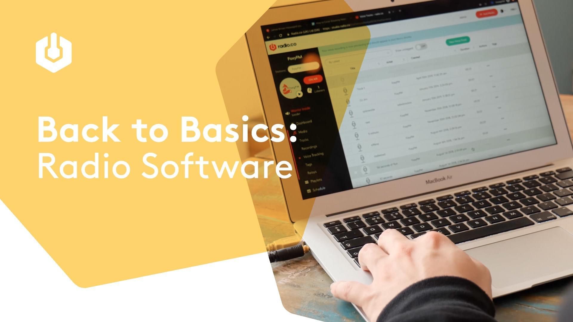 Back To Basics Radio Software Thumbnail