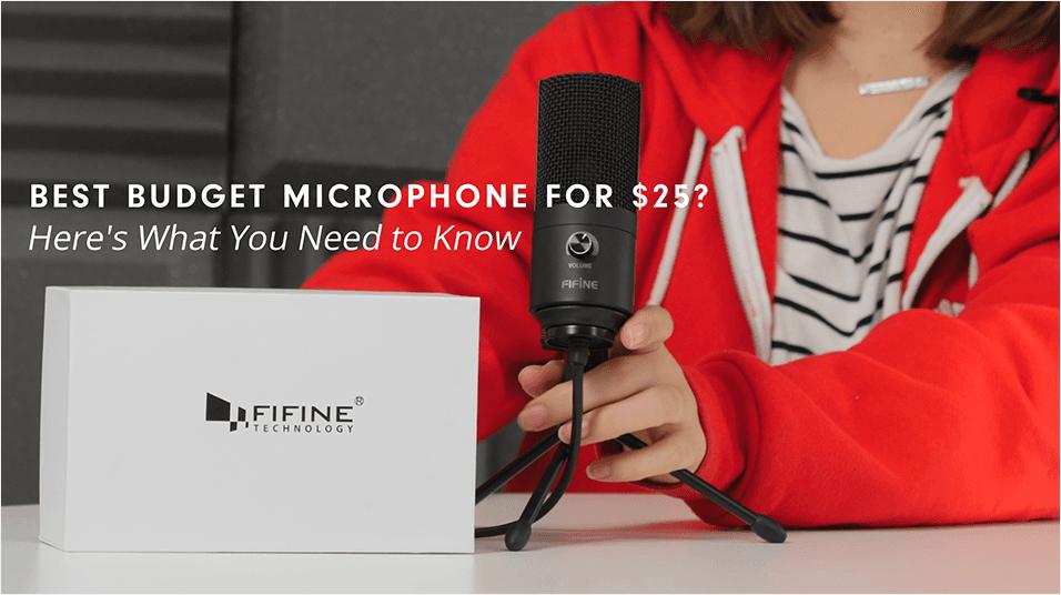 Best Budget Microphone