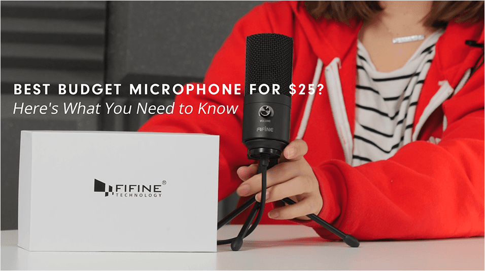 Best Budget Microphone