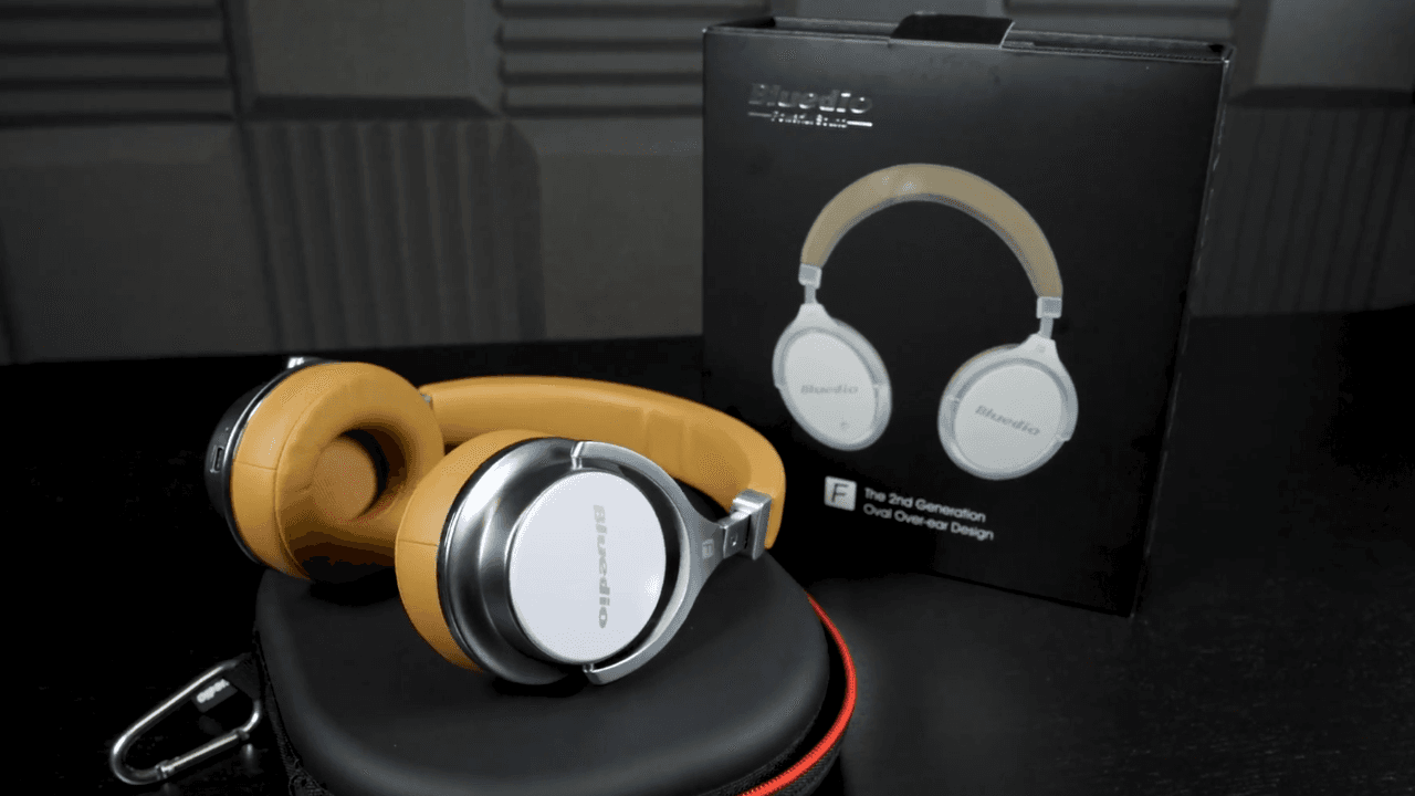 Bluedio F2 Headphones Review Uni Header