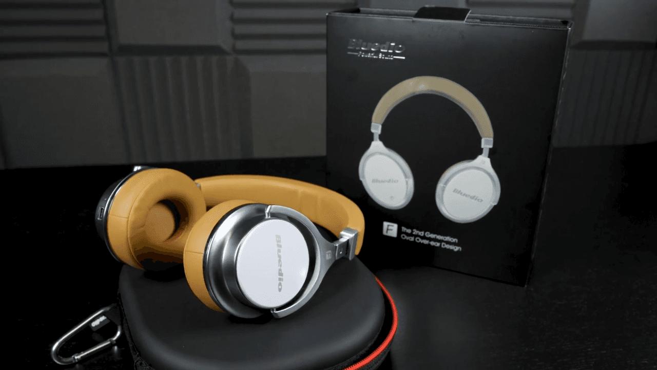 Bluedio F2 Headphones Review Uni Header
