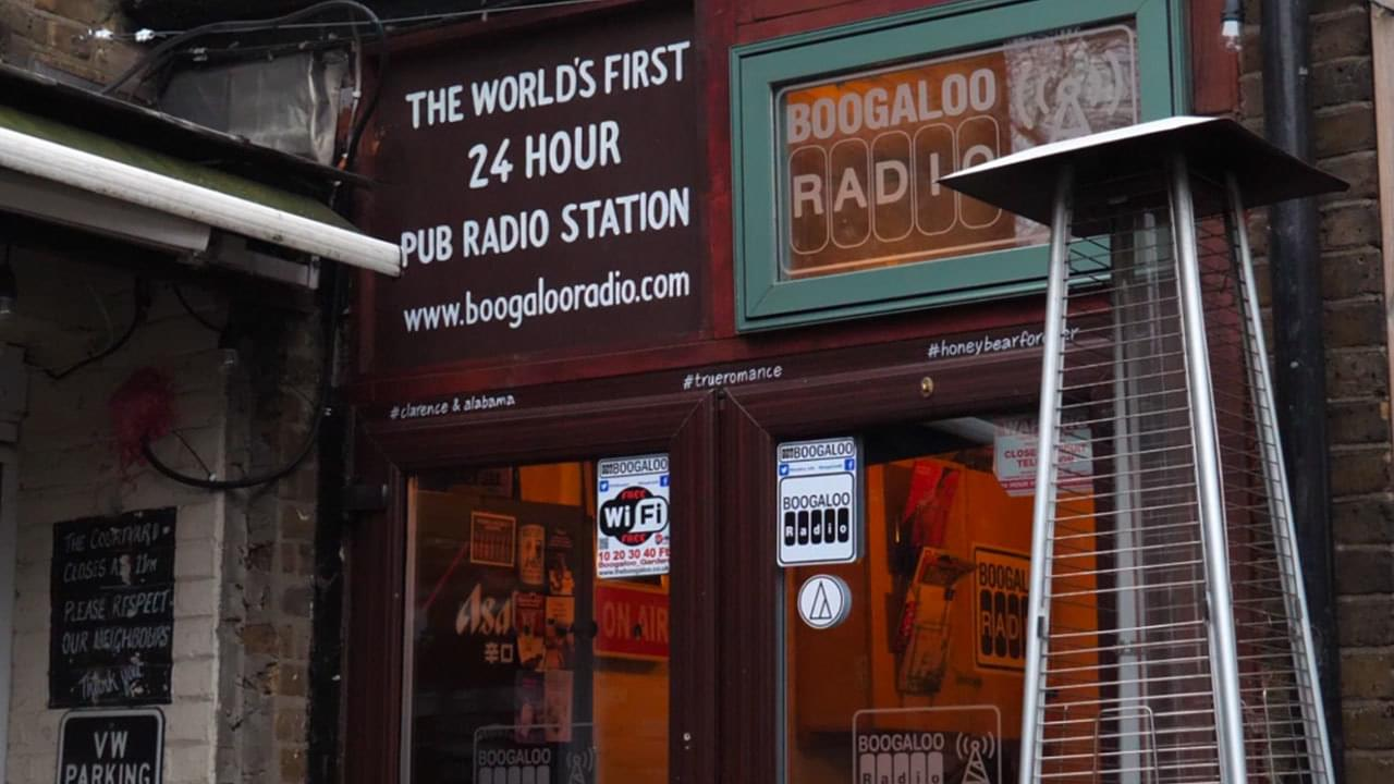 Boogaloo Radio Case Study