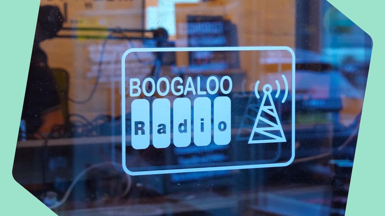 Boogaloo Radio First 24 Hour Pub Radio Station