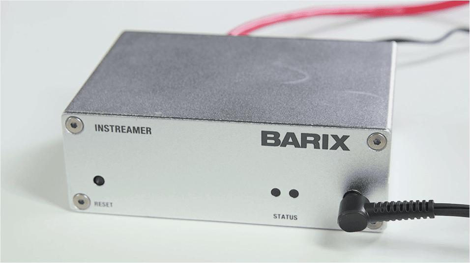 Broadcast Am Radio Online Barix Instreamer Border