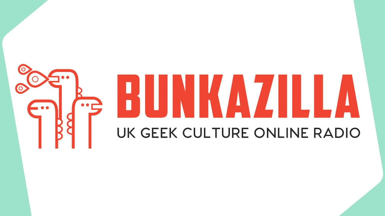 Bunkazilla Radio Blog Header