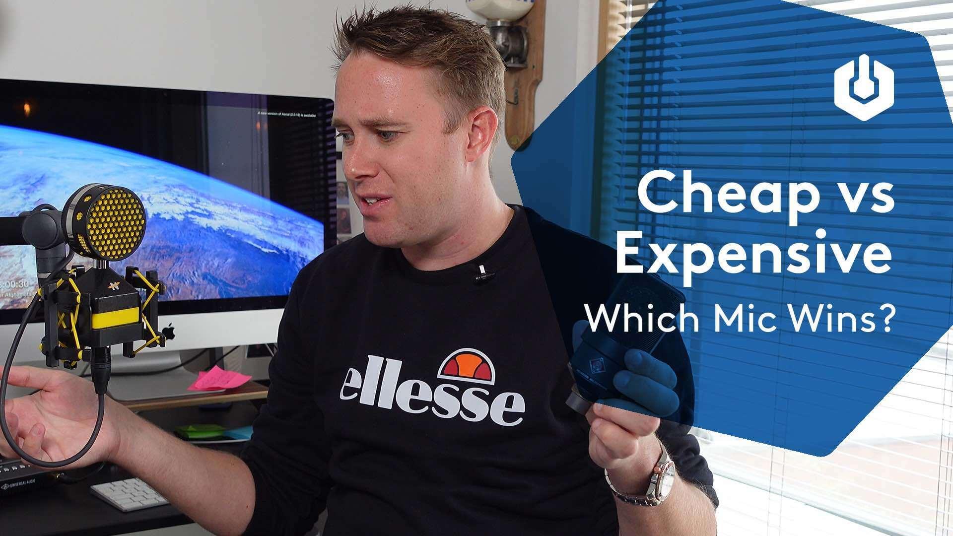 Cheap vs expensive thumbnail