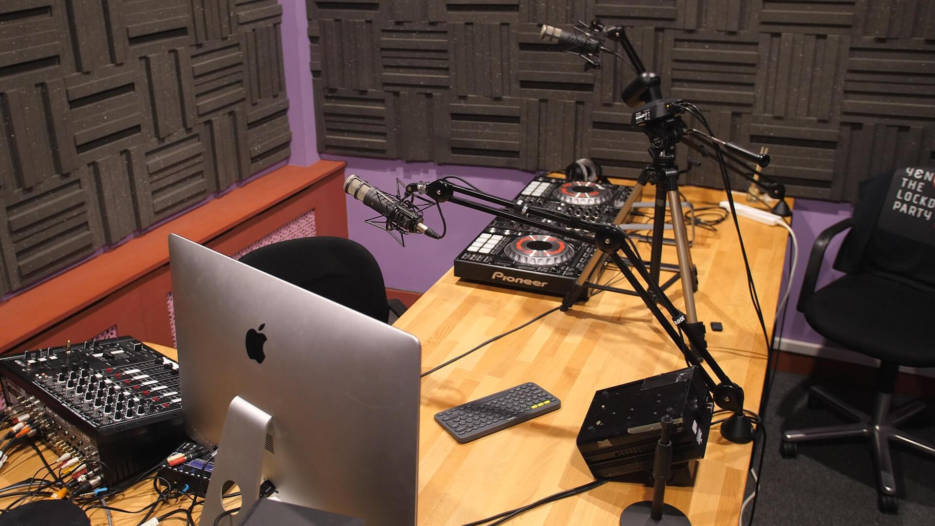 Community radio webinar