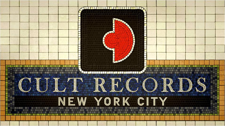 Cult Records Showcase Header