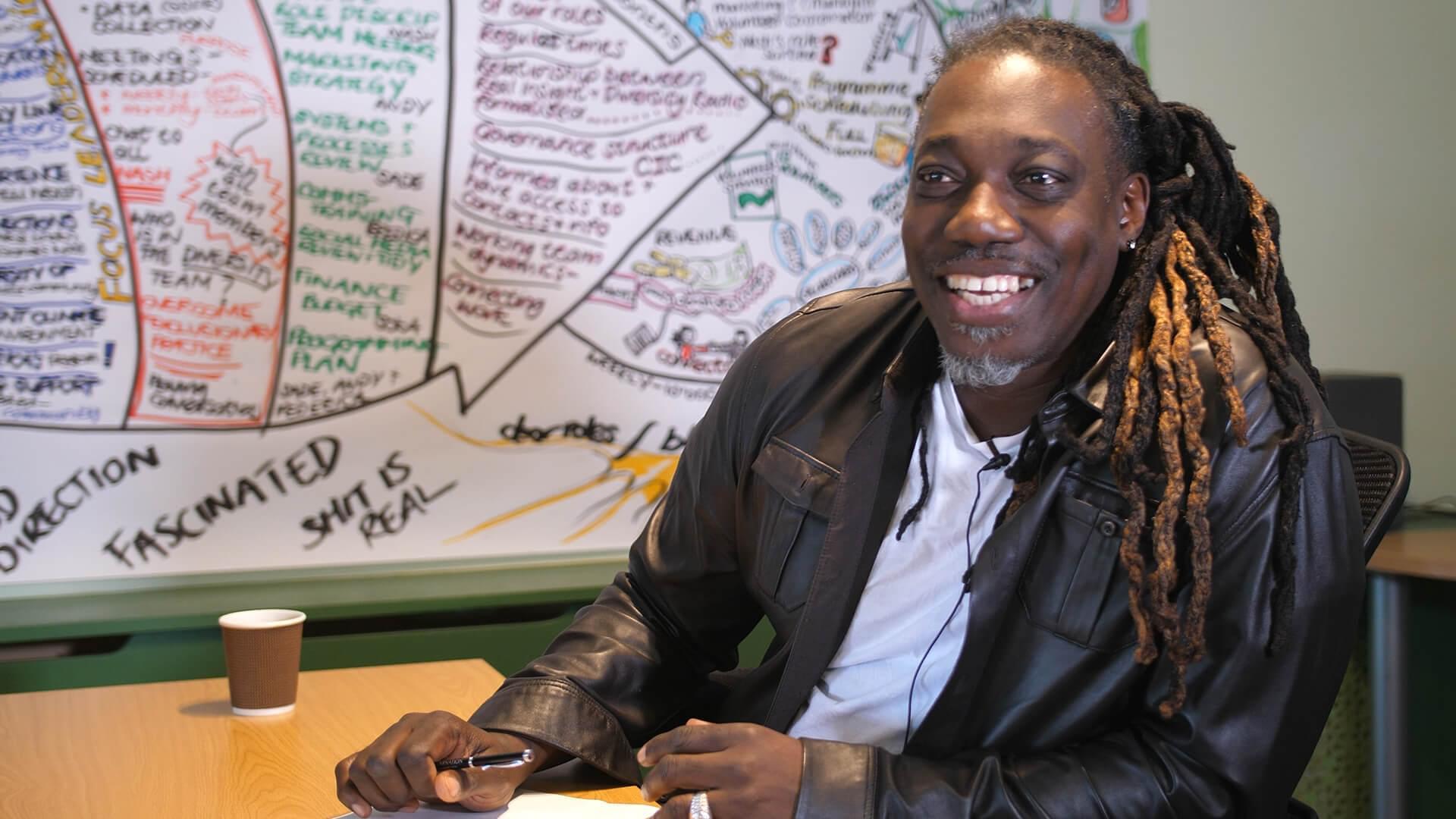 Diversity radio case study header