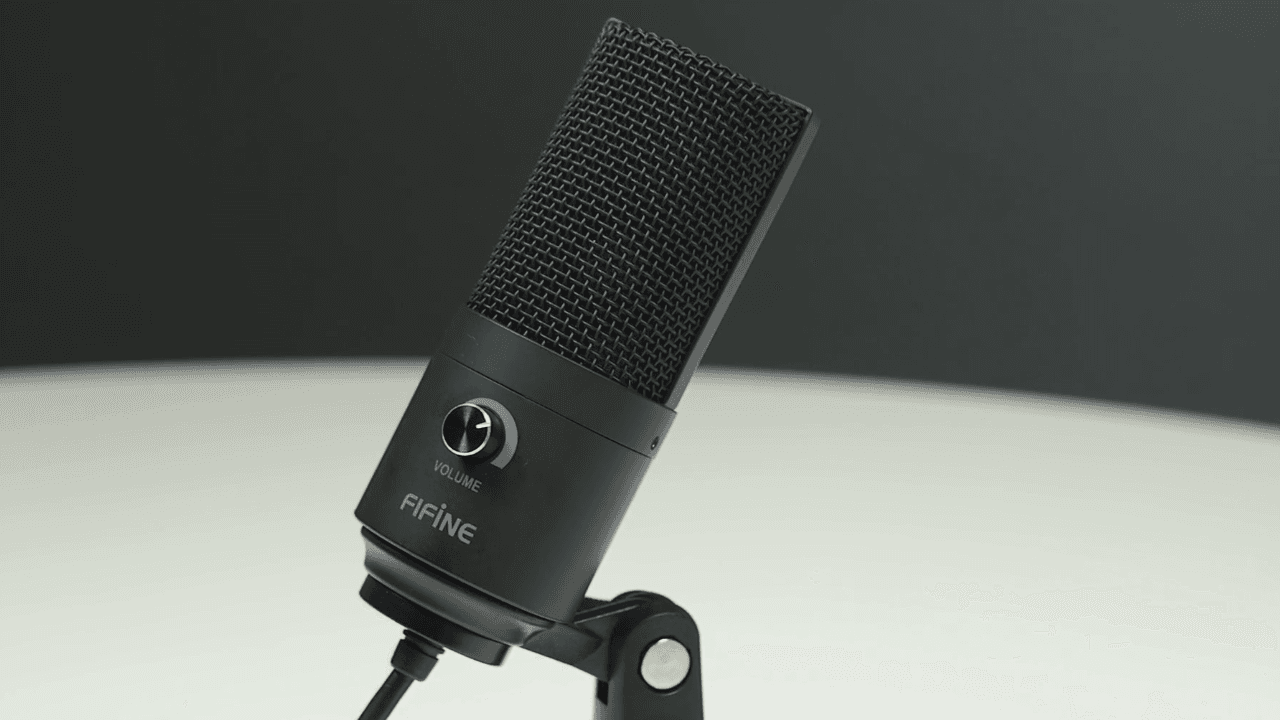 Broadcasting kit for $100: Fifine 669 mic