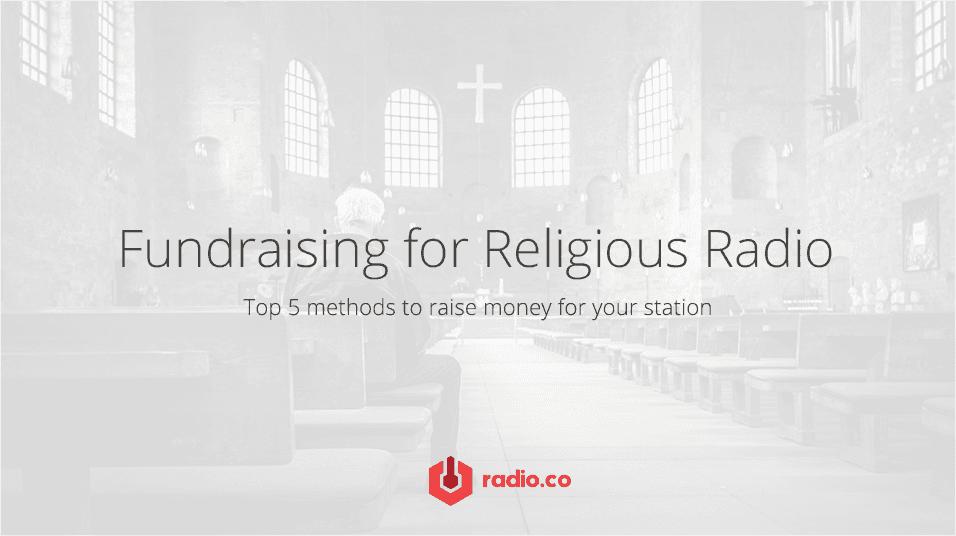 Fundraising Religion Radio