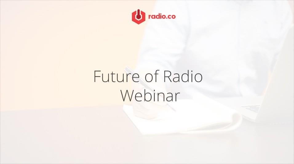 Future Of Radios