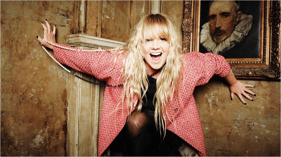 Goldie Rocks Sam Hall British Music