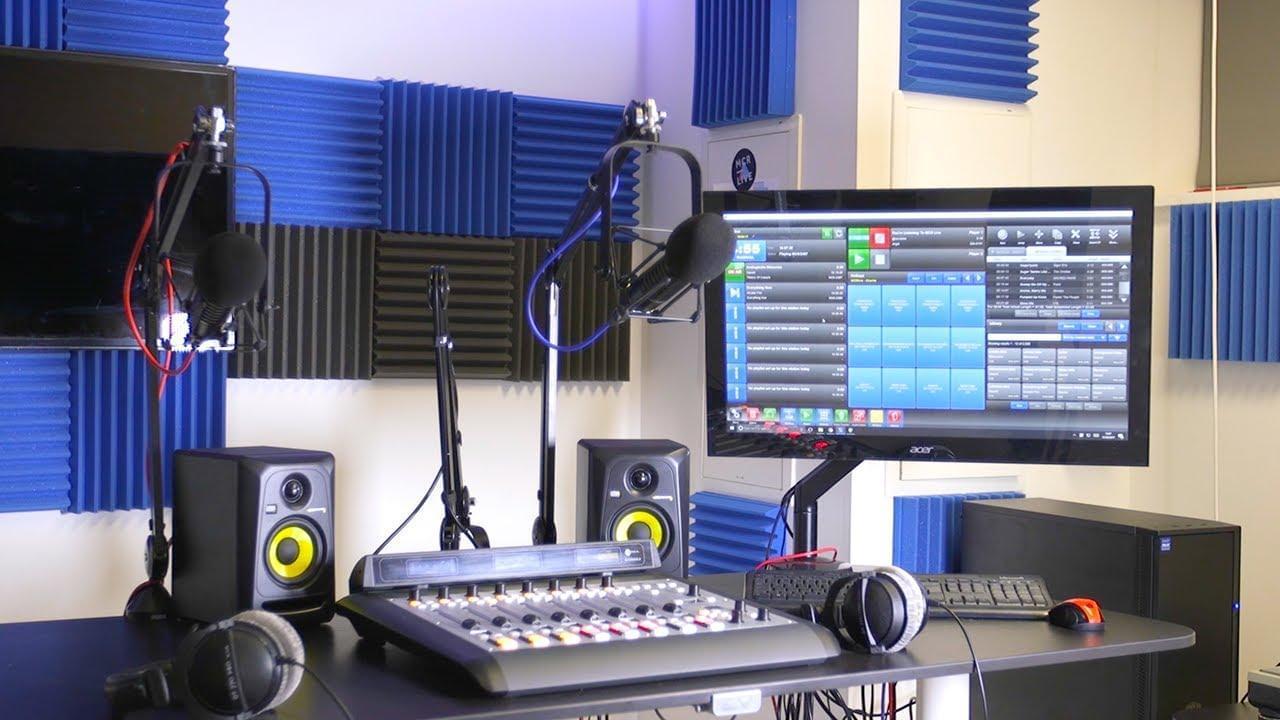 Home Studio Professional Setup Uni Header