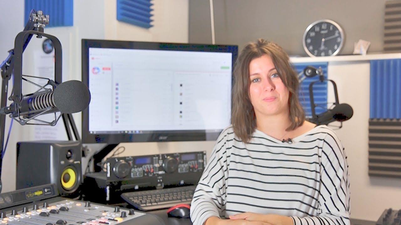 How To Make Radio Shows Uni Header